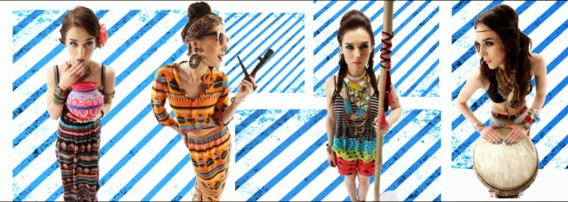 Tribal Chic with Global Desi