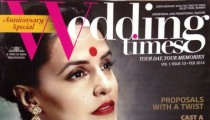 Neha Dhupia for Wedding Times