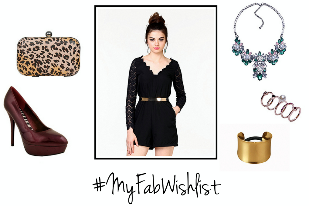 #MyFabWishList with FabAlley