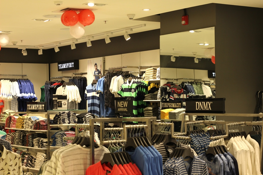 Reliance trends s s 16 streakhuefall an indian for Trend design shop